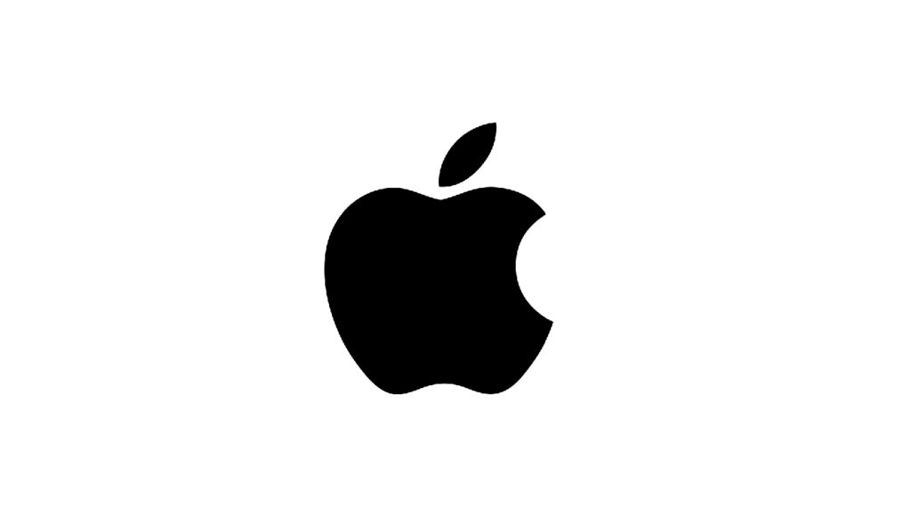 Apple logo-01