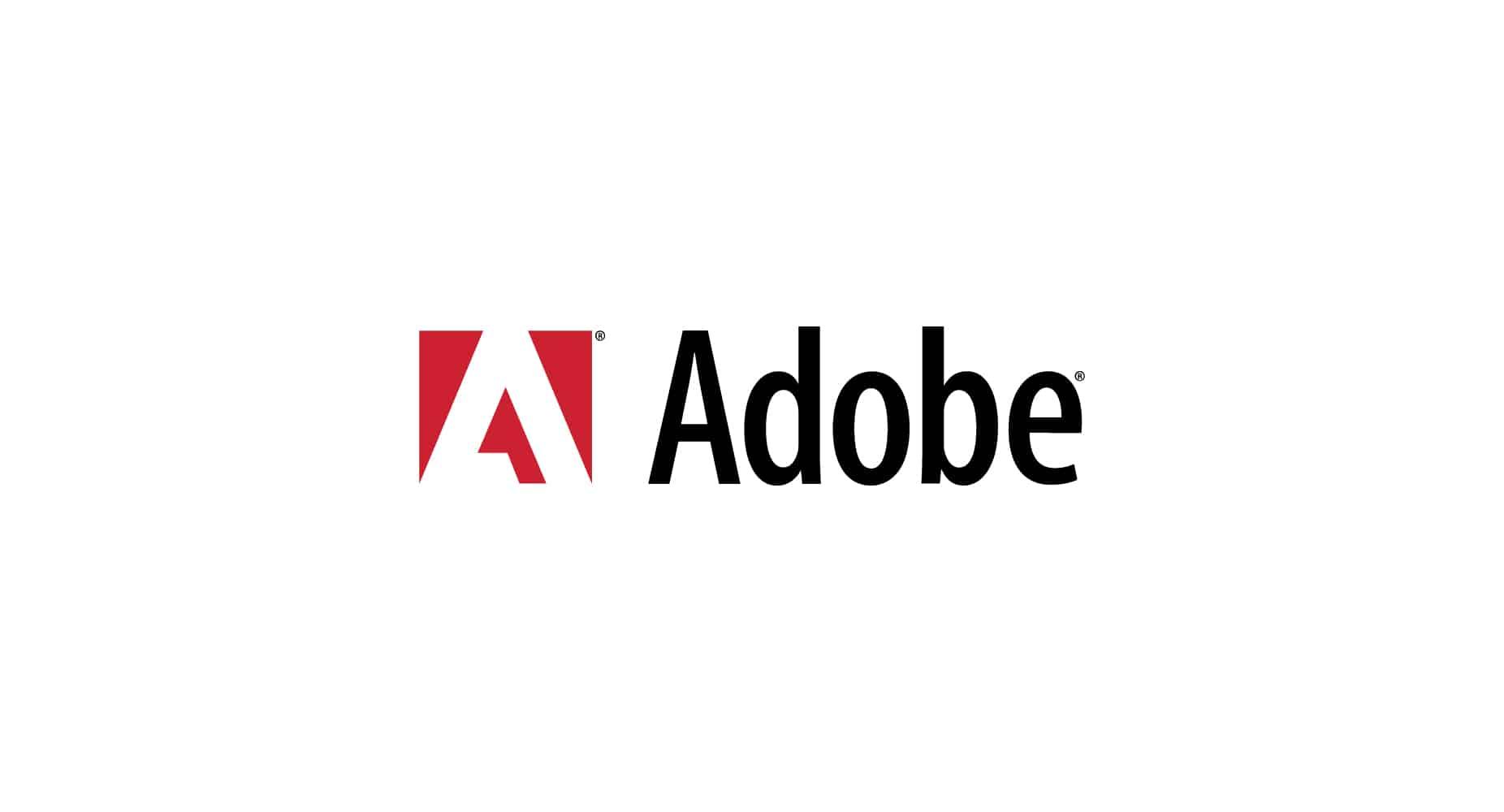 adobe branding