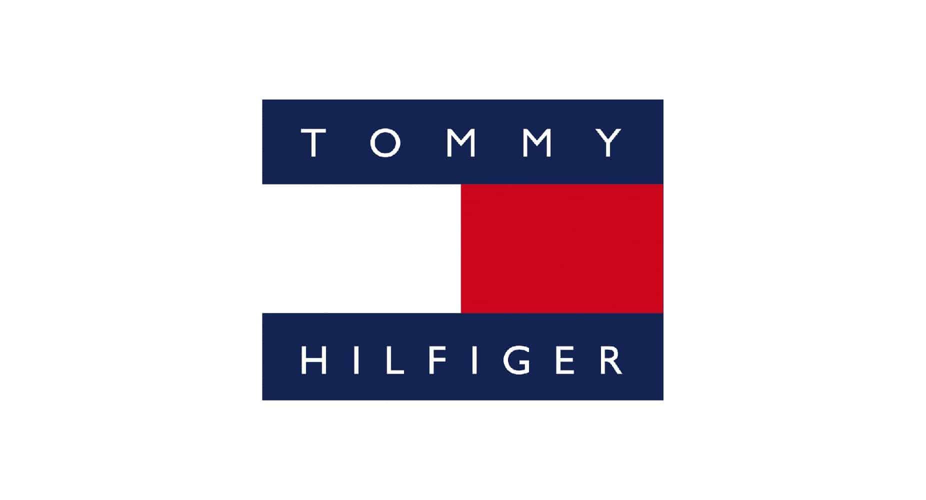 tommy hilfiger logo design